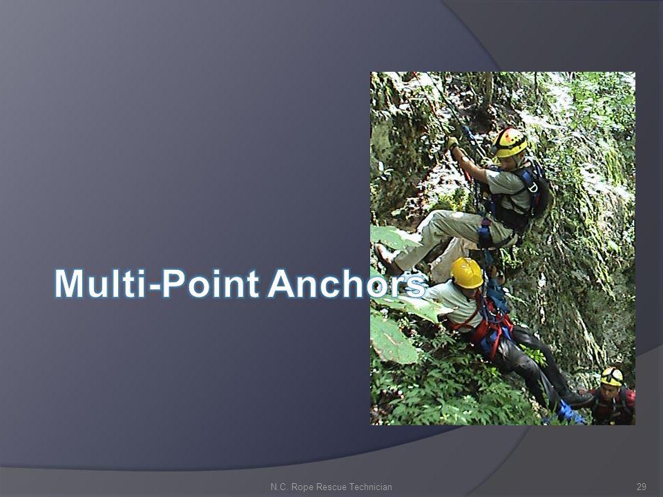 N.C. Rope Rescue Technician29