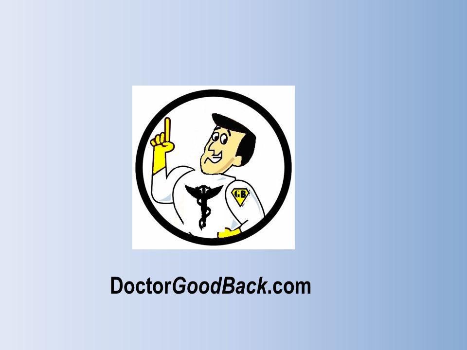 Doctor GoodBack.com