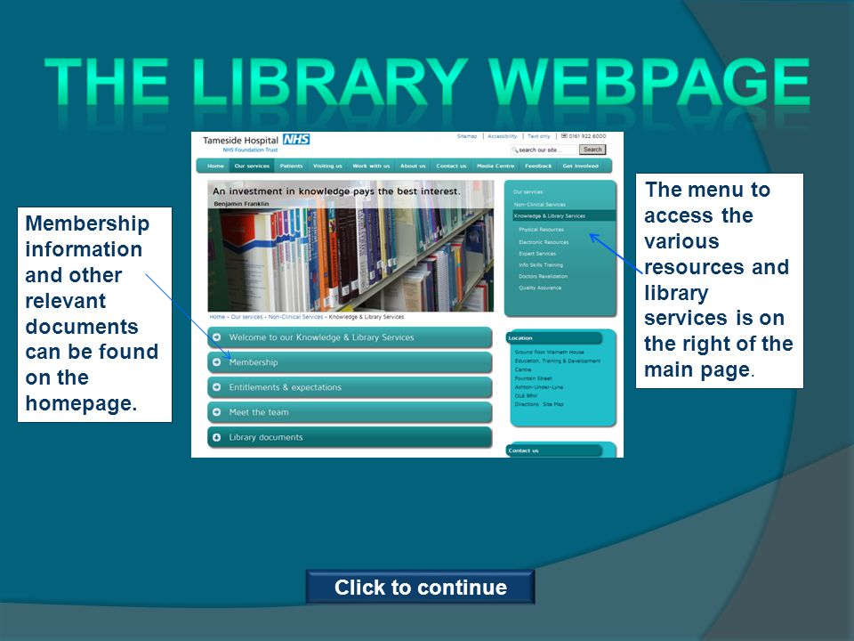 Membership information and other relevant documents can be found on the homepage.