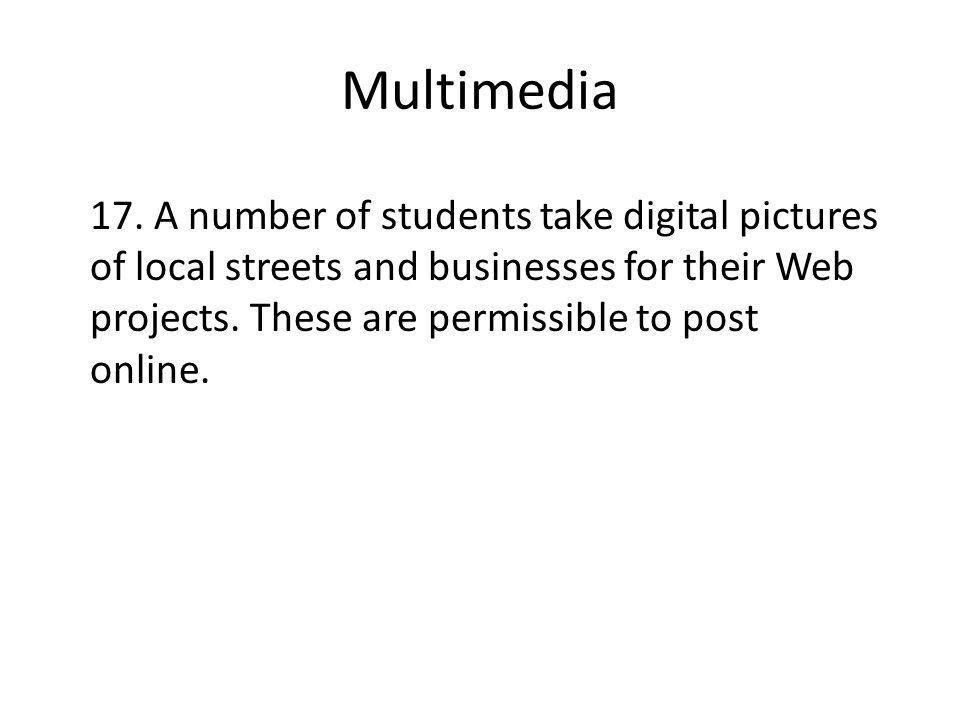 Multimedia 17.