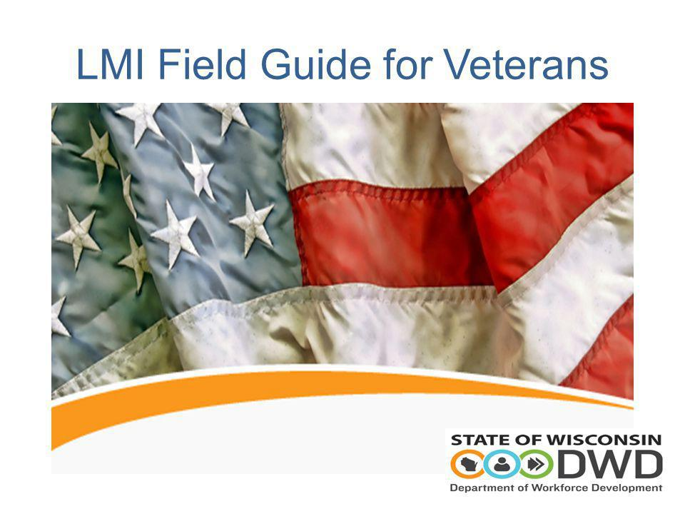 Using online tools to assist veterans seeking work Overview: 1.) Military SOC codes can identify skill sets 2.) O*Net and Skill Explorer can identify civilian jobs that utilize similar skills 3.) My Skills My Future can identify local training opportunities