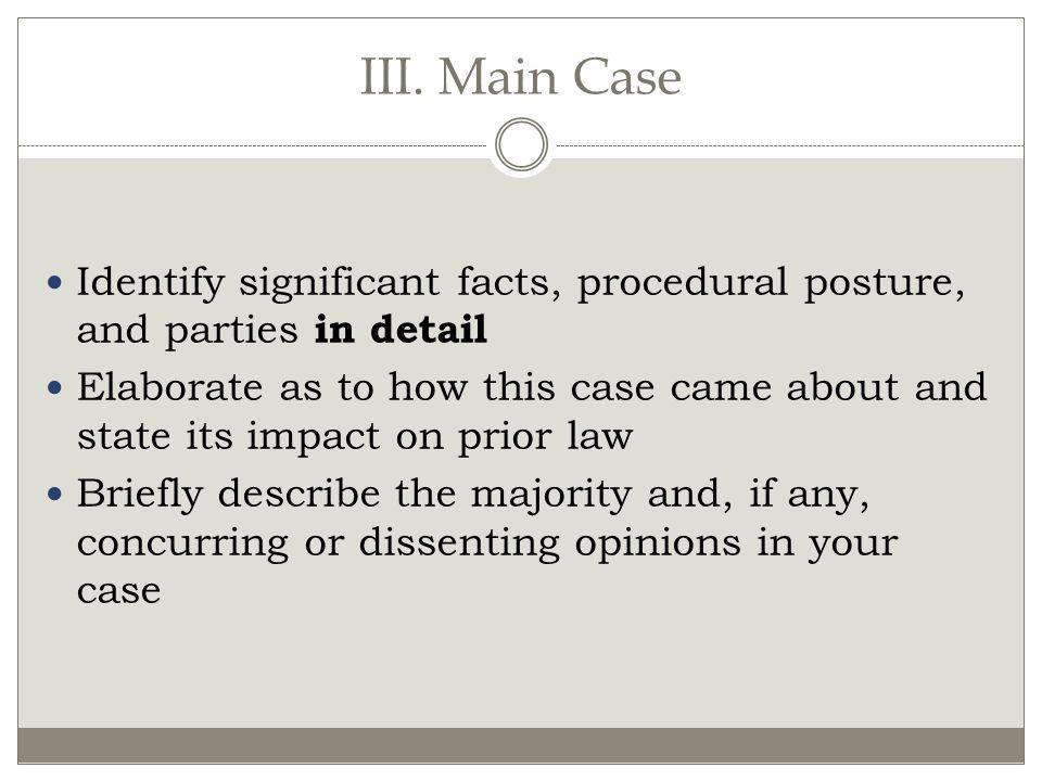 Bluebooking Cases : The Basics Short Cites (Rule 10.9) The Five Footnote Rule: If a case is cited within the five preceding footnotes, you can short cite.