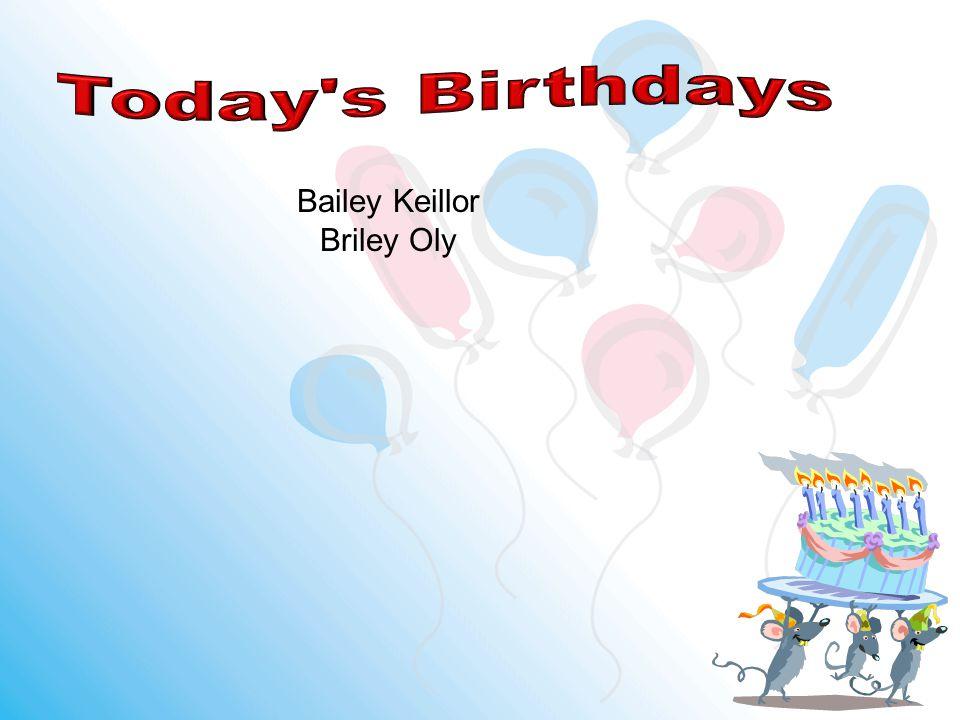 Bailey Keillor Briley Oly