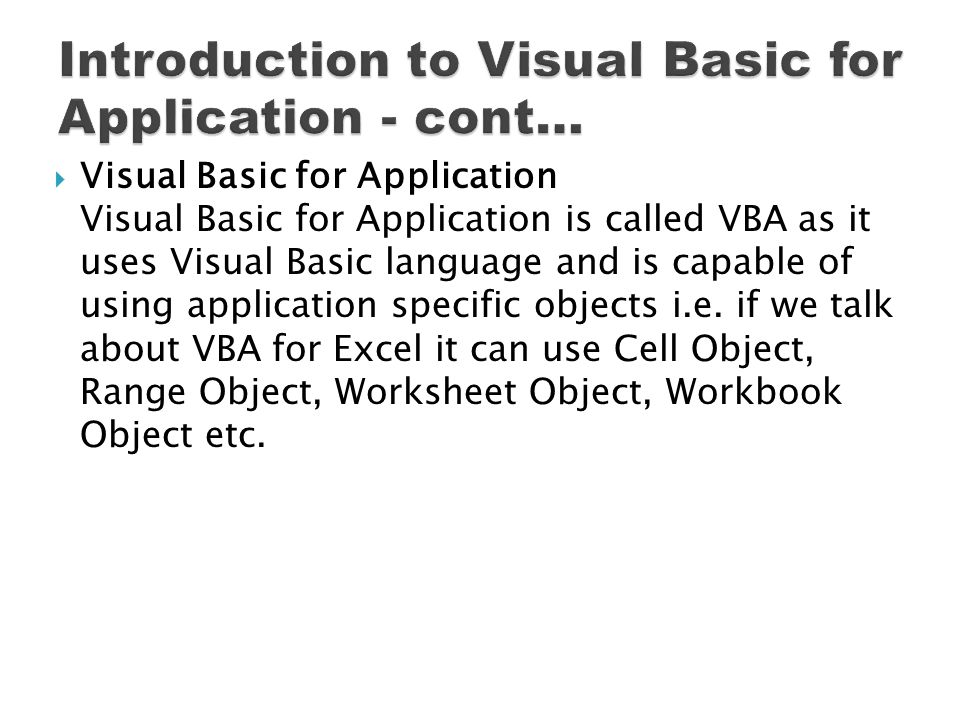 Microsoft Excel 2007 provides you a very helpful option which enables you to record a macro and also modify and run afterwards Microsoft Excel 2007 dont provide you the macro recording option by default for enabling macro recording at first you need to enable the Developer Tab, next slide defines step by step procedure to enable Developer Tab