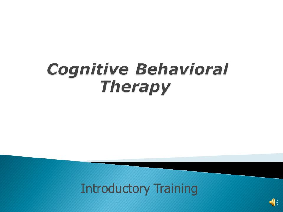 Introductory Training