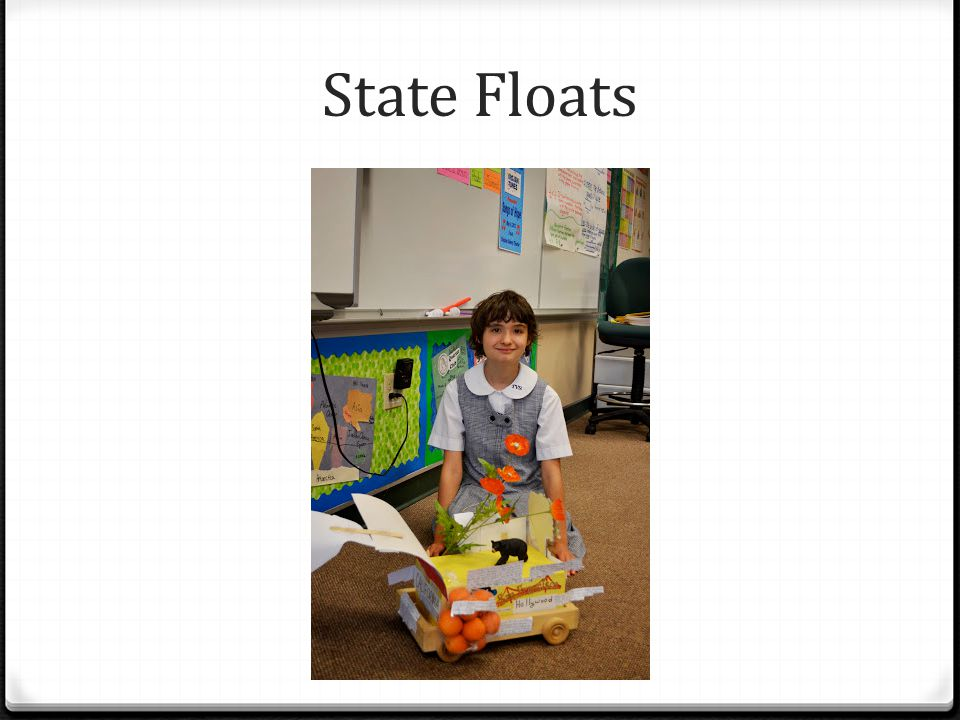 State Floats