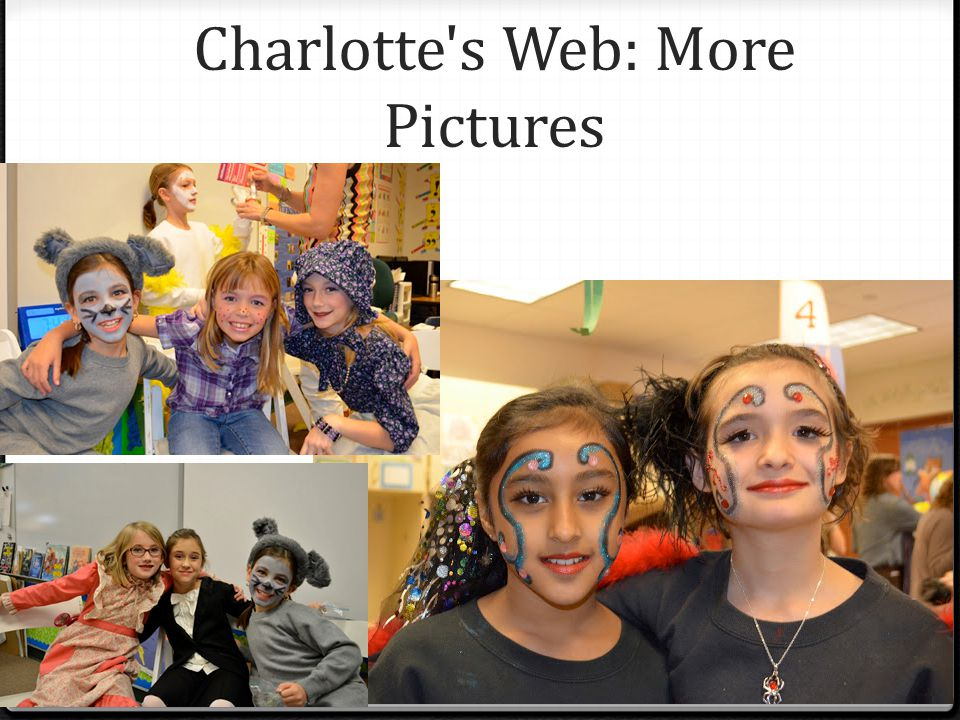 Charlotte s Web: More Pictures