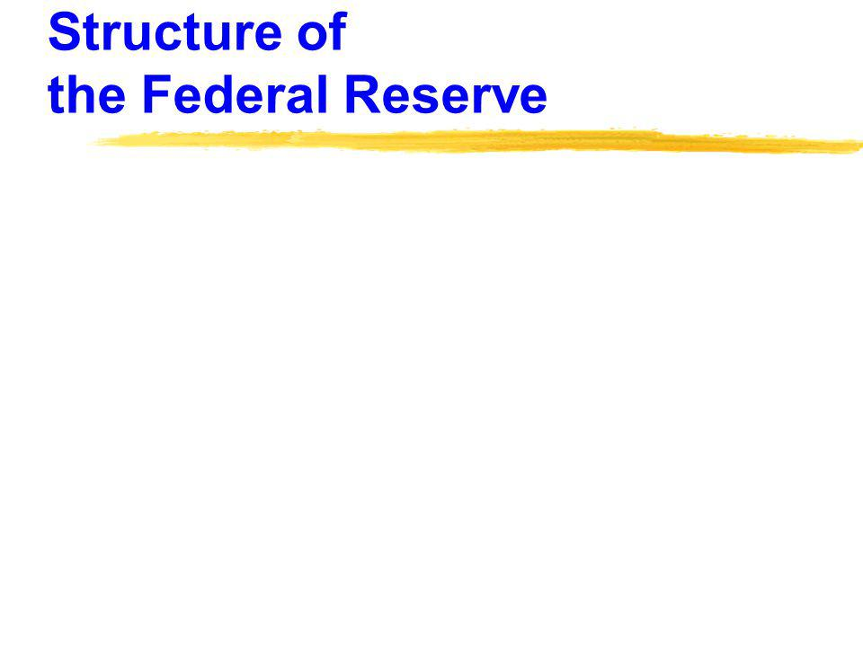 Explaining Federal Reserve Behavior zTheory of Bureaucratic Behavior -- The objective of a bureaucracy is to maximize its own welfare.