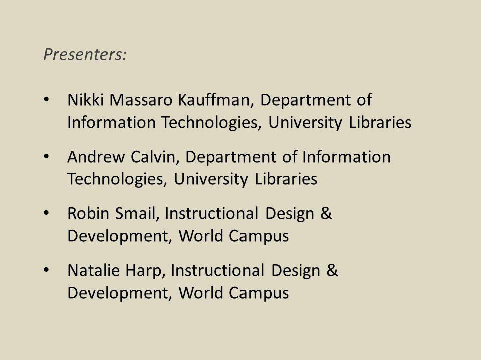 LESS IS MORE Nikki Massaro Kauffman presents…