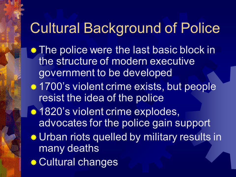 Cultural Changes in Society Aspire to abolish violence & install peace as a stable & permanent condition in everyday life Material progress & enterprise were valued more than masculine prowess and combative chivalry