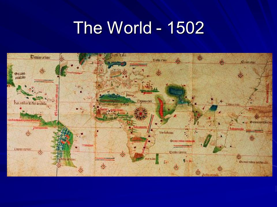 The World - 1502