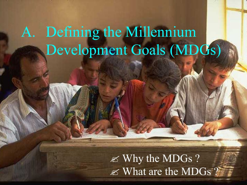 MDGs and social and human sciences Millennium Declaration strongly emphasizes the role of human rights, and the values of freedom, justice, solidarity and shared responsibility Millennium Declaration strongly emphasizes the role of human rights, and the values of freedom, justice, solidarity and shared responsibility MDG # 8 on « Develop a Global Partnership for Development » MDG # 8 on « Develop a Global Partnership for Development » Target # 11 related to slum-dwellers Target # 11 related to slum-dwellers