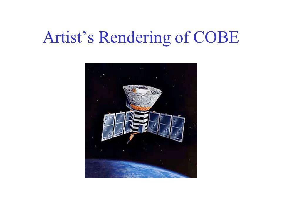 Artists Rendering of COBE