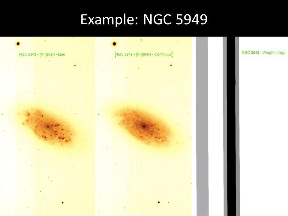 Example: NGC 5949
