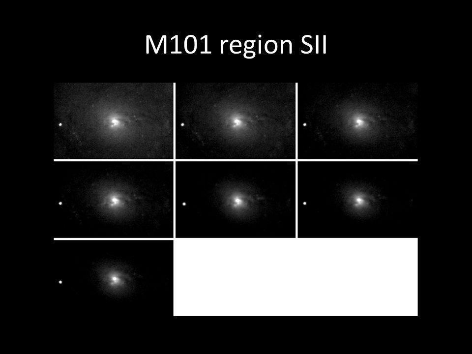 M101 region SII