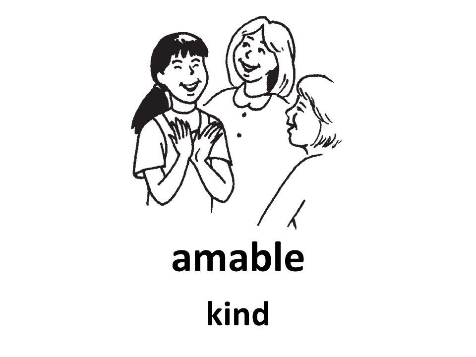 amable kind