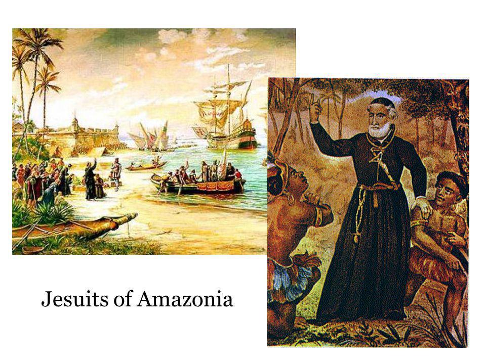 Jesuits of Amazonia