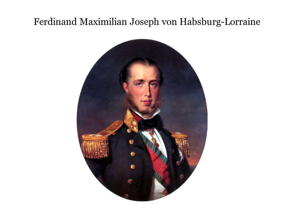 Ferdinand Maximilian Joseph von Habsburg-Lorraine