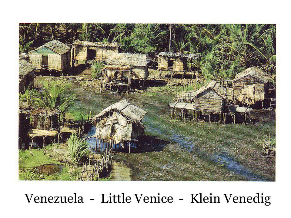 Venezuela - Little Venice - Klein Venedig