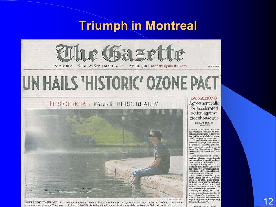 12 Triumph in Montreal