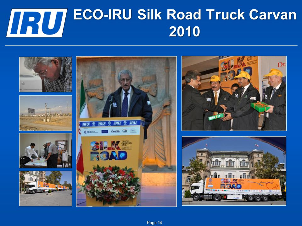 ECO-IRU Silk Road Truck Carvan 2010 Page 14