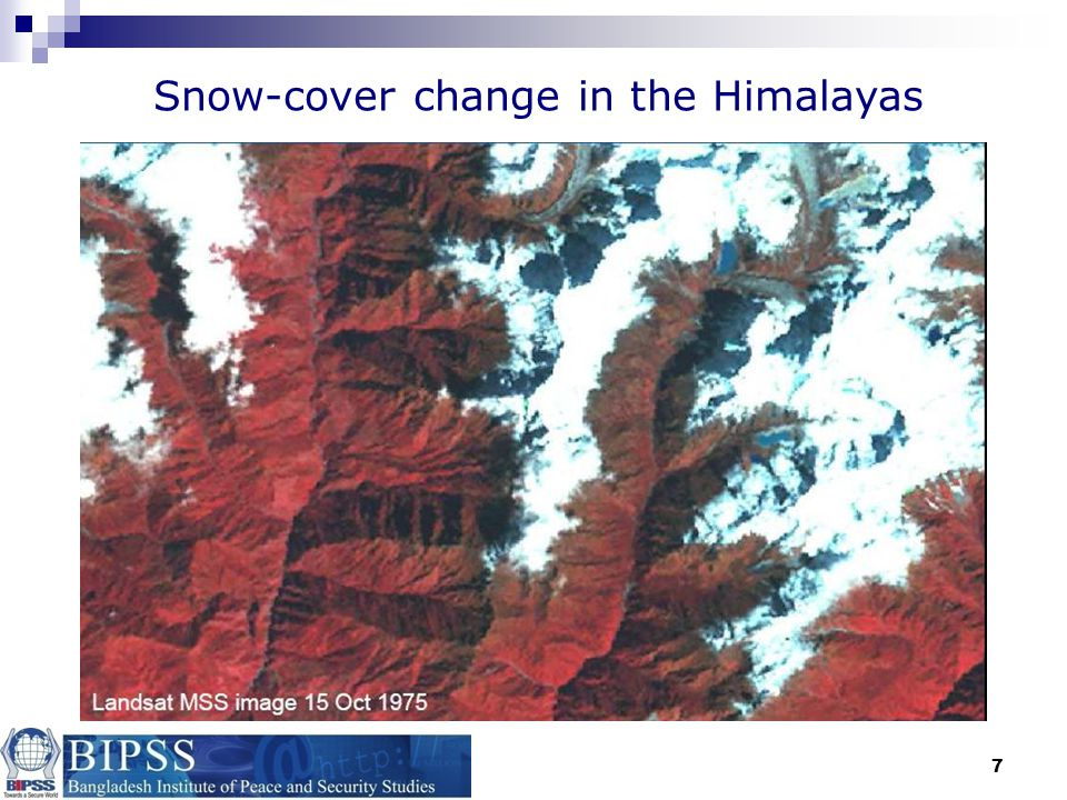7 Snow-cover change in the Himalayas
