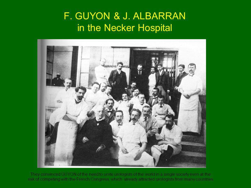 F. GUYON & J.