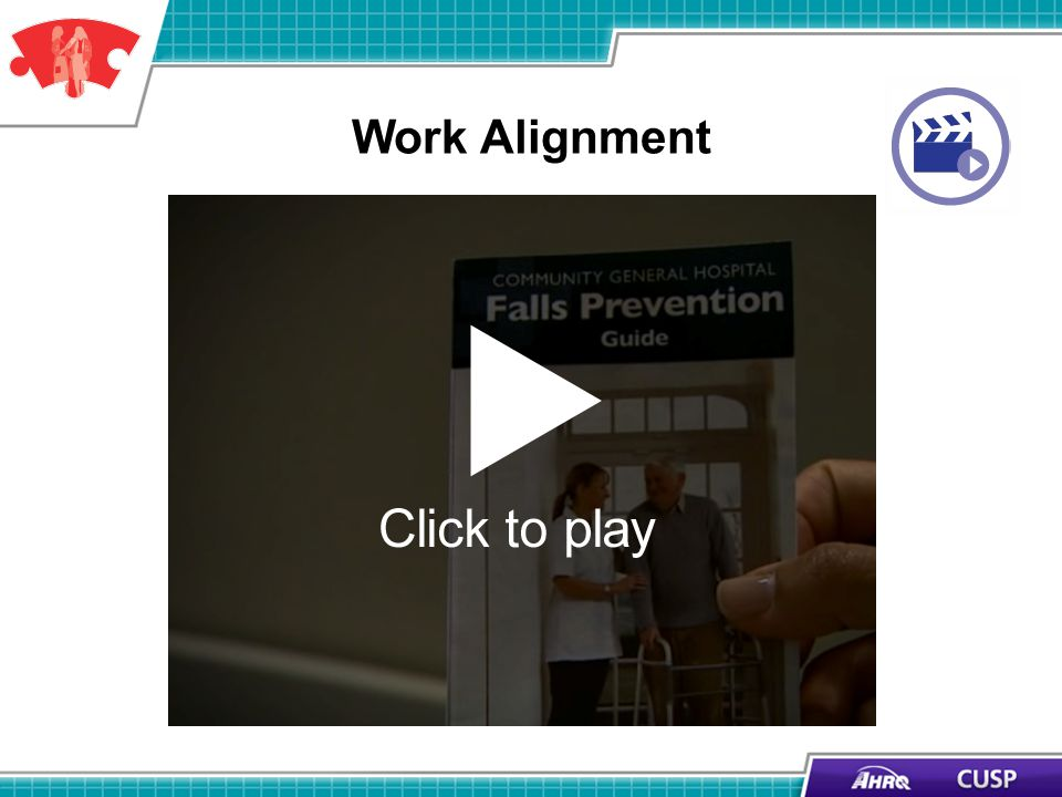Work Alignment
