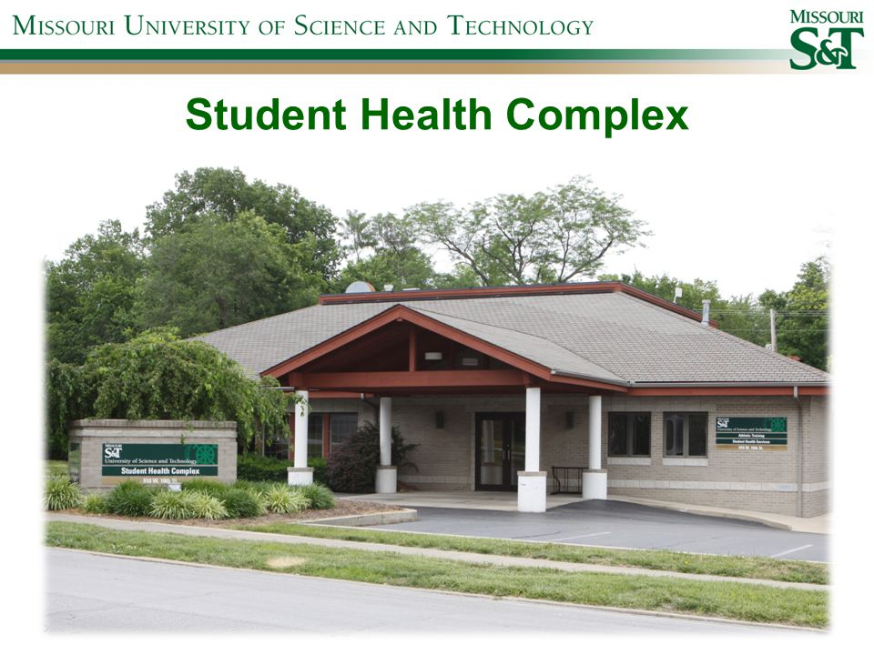 Student Health Complex