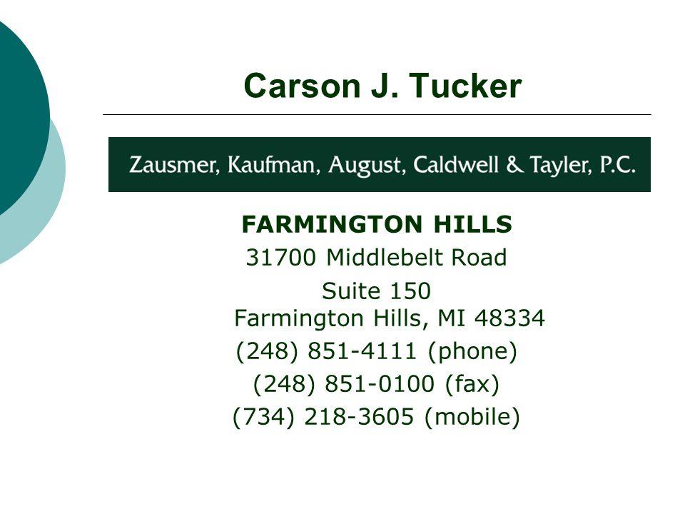 Carson J.