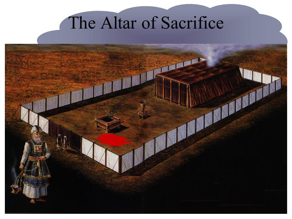 The Altar of Sacrifice