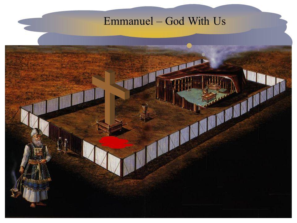 Emmanuel – God With Us
