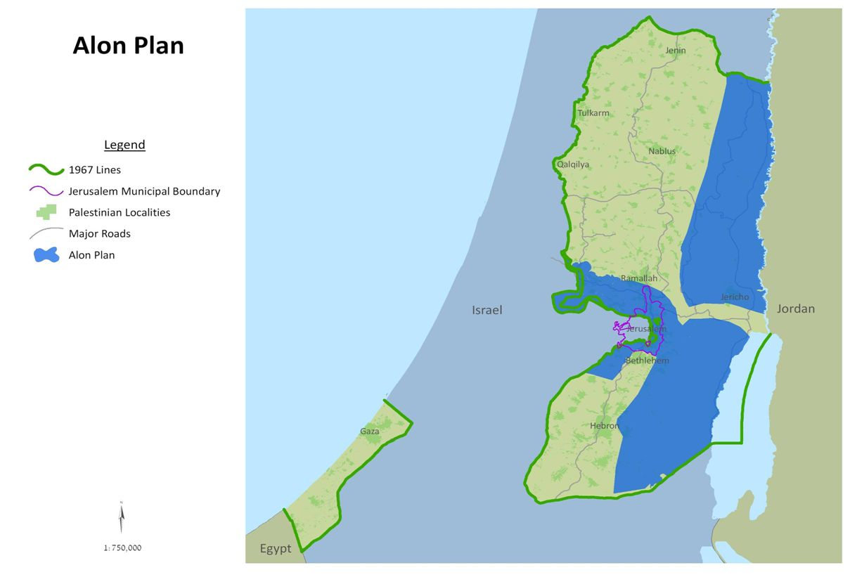 Annexation Settlements Settlers East Jers.