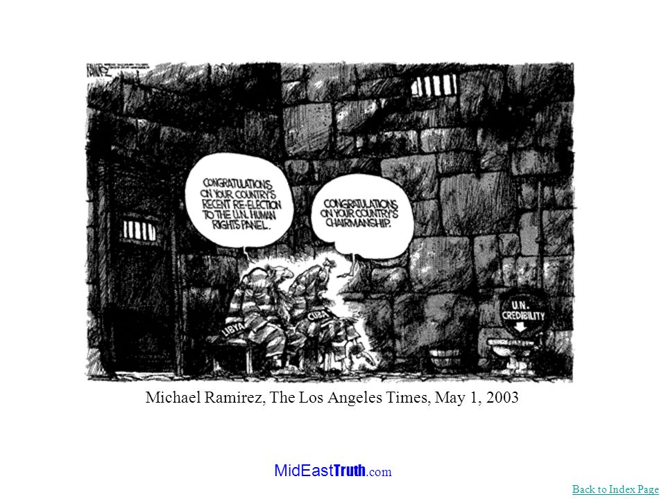 MidEast Truth.com …why has the U.N.