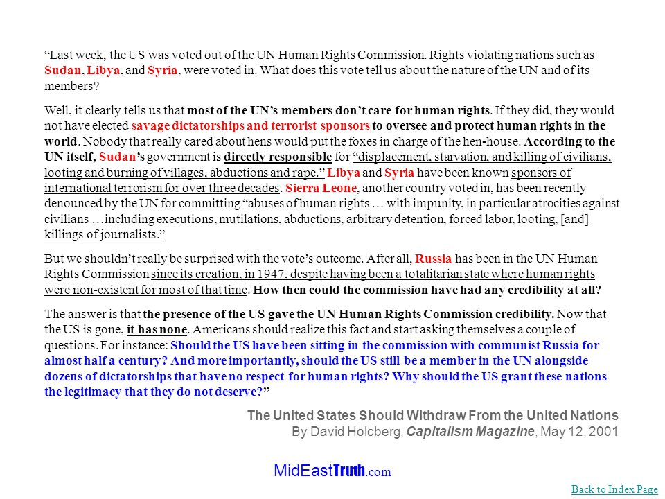MidEast Truth.com Gary Clement, The National Post, April 18, 2002 Back to Index Page