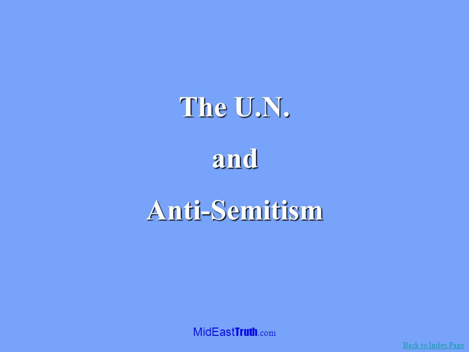 MidEast Truth.com UN Secretary General Kofi Annan is shown with infamous dictators and leaders of terror organizations, further undermining the legiti
