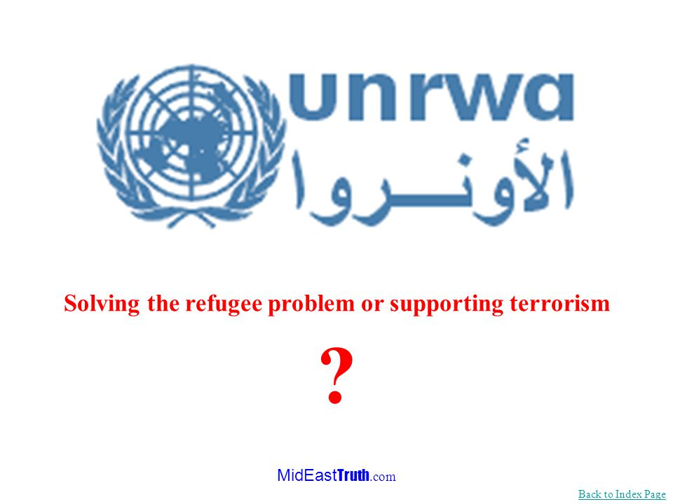 MidEast Truth.com In 1948, the U.N. recognized Israel as a new state and member. Shortly thereafter, Israel's Arab neighborsrefusing to accept the U.N