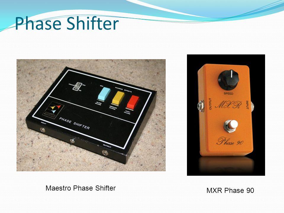 Phase Shifter O MXR Phase 90 Maestro Phase Shifter