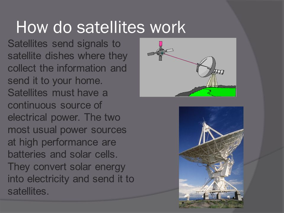 When was the satellite invented The first artificial satellite was Sputnik 1.