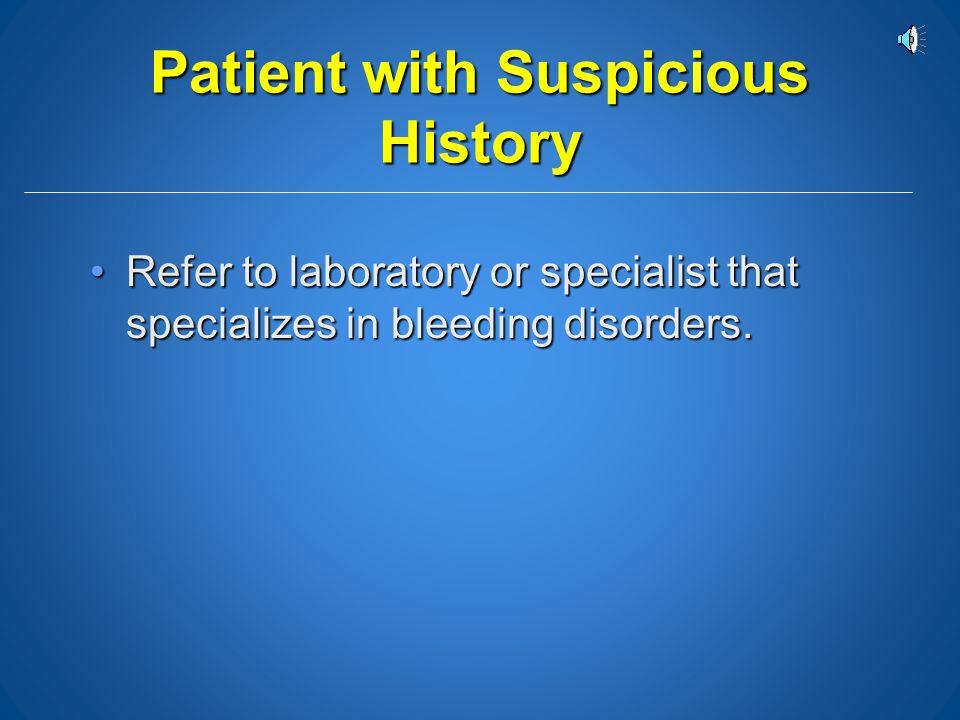 Hereditary Bleeding Disorders von Willebrands disease - plateletvon Willebrands disease - plateletfunction Storage pool disease (delta granule deficie