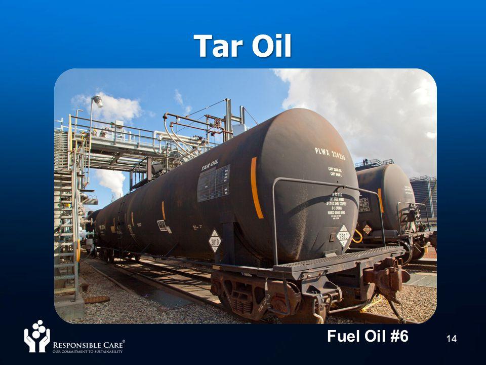 Tar Oil 14 Fuel Oil #6