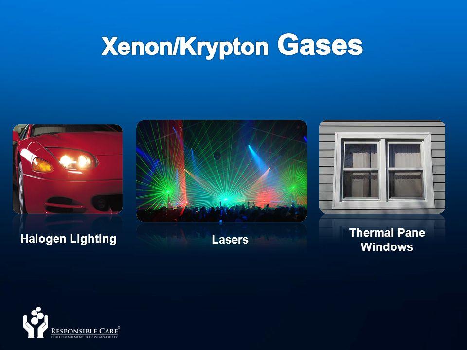 Halogen Lighting Lasers Thermal Pane Windows