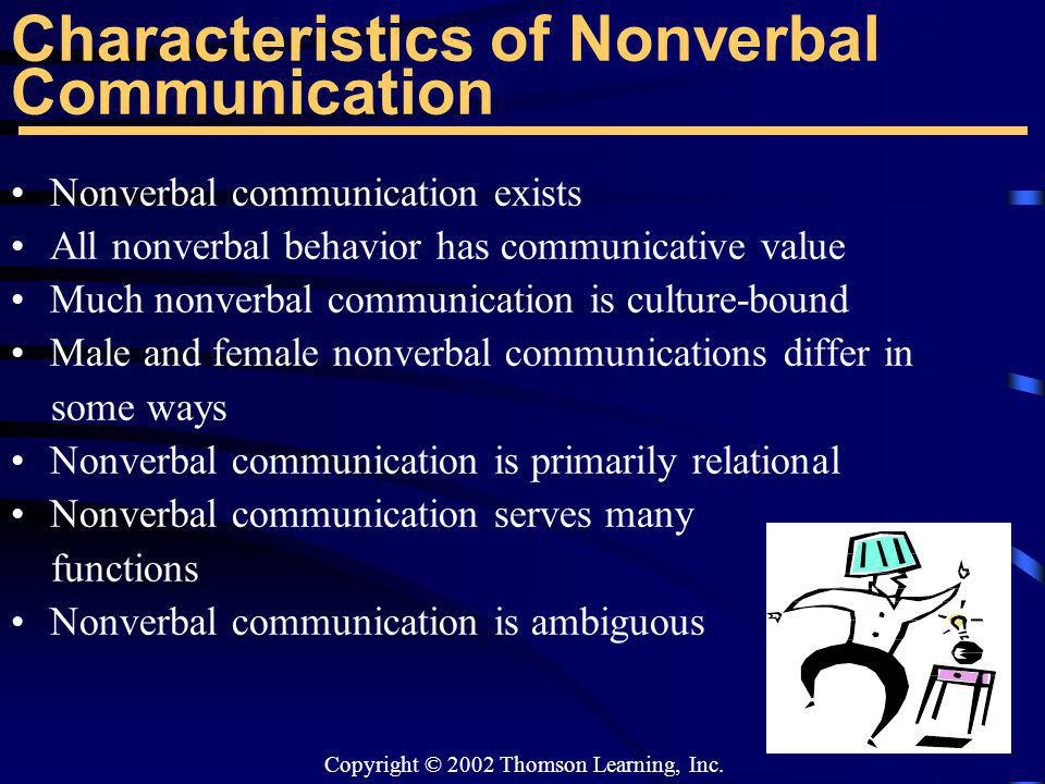 essays on nonverbal communication Verbal and non-verbal communication essay writing service, custom verbal and non-verbal communication papers, term papers, free verbal and.