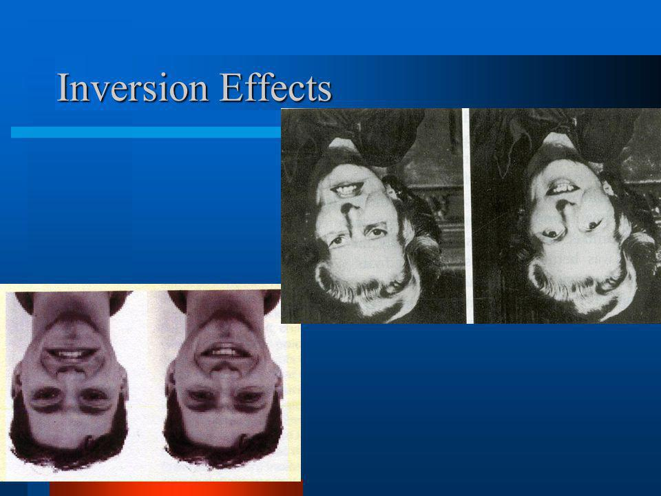 Inversion Effects