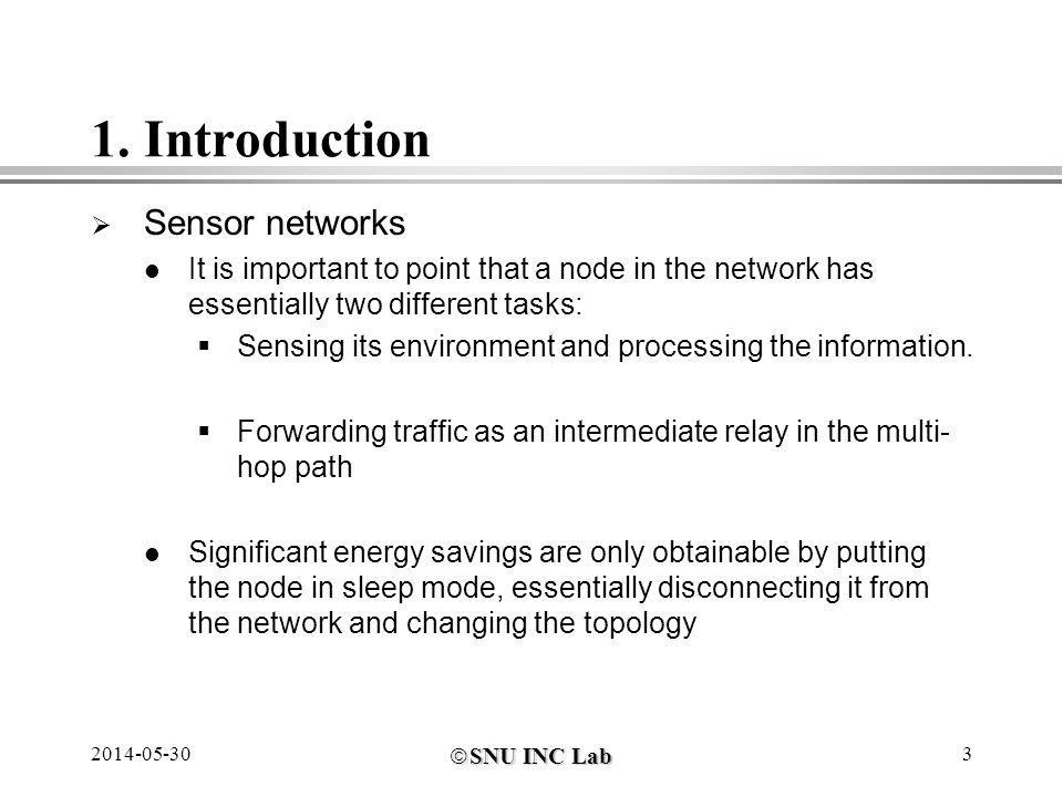 SNU INC Lab SNU INC Lab 2014-05-303 1.