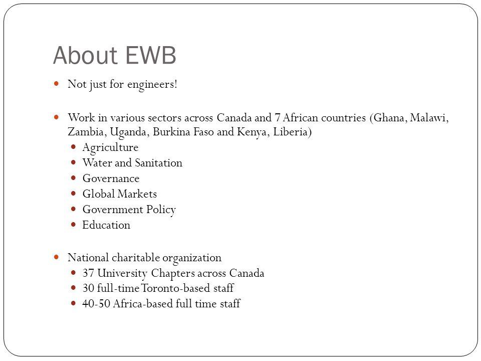 EWB Vision