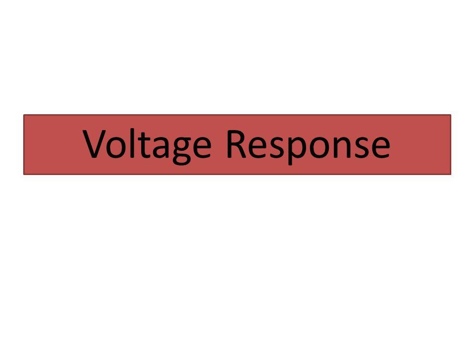Voltage Response