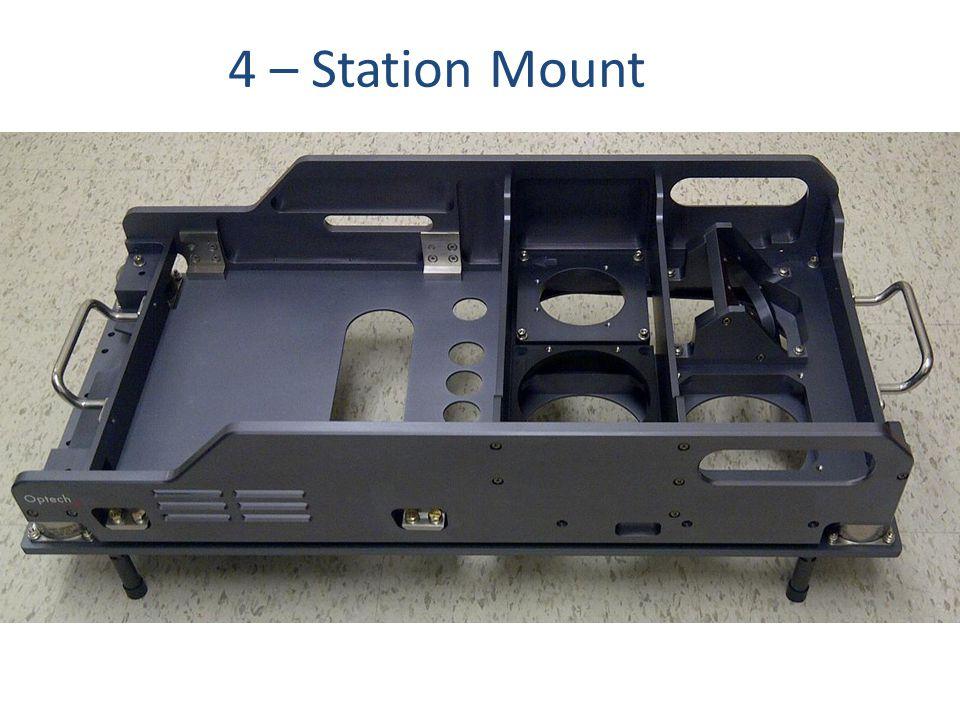 4 – Station Mount