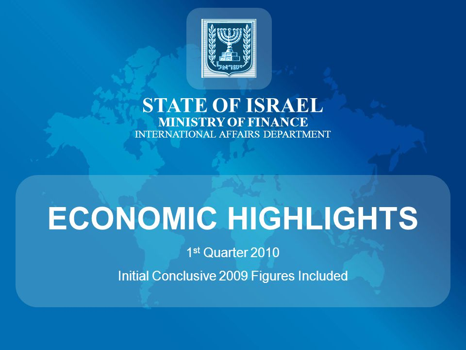 Net Foreign Investments in Israel (In $ Billion) Source: Ministry of Finance CONTINUE