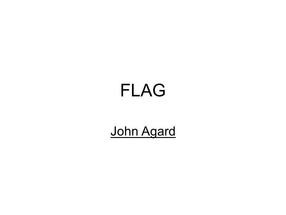 FLAG John Agard